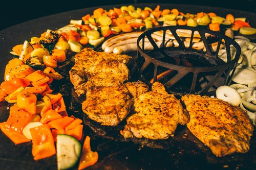 food  meal  vegetables