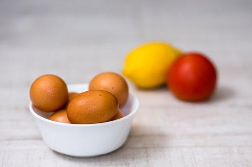 food  fruit  organic fresh eggs