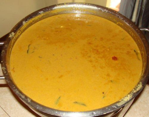 food kadle curry cuisine