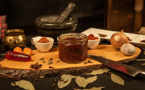 food  kitchen  chutney