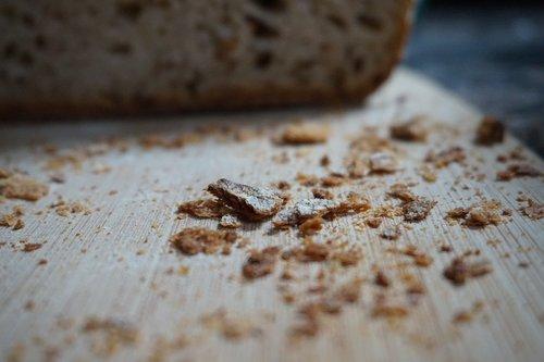 food  bread  crumbs