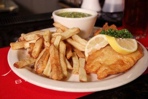 food  fish  chips