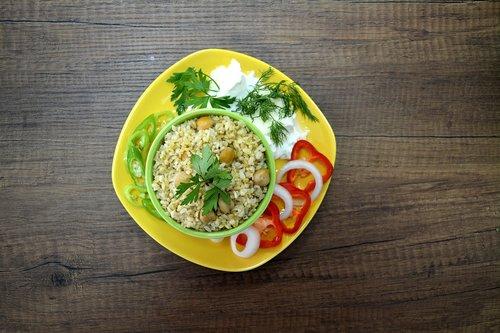 food  turkish cuisine  bulgur pilaf