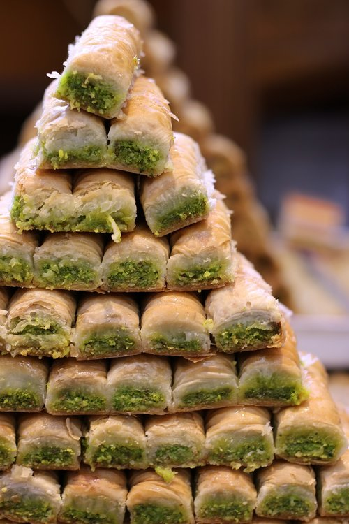 food  turkish delight  delicious