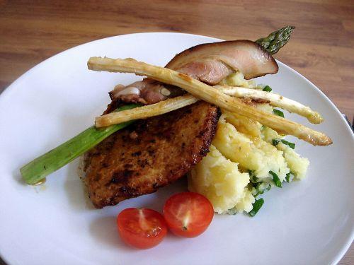 food plate hungry