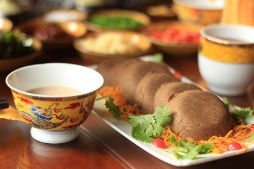 food characteristic china