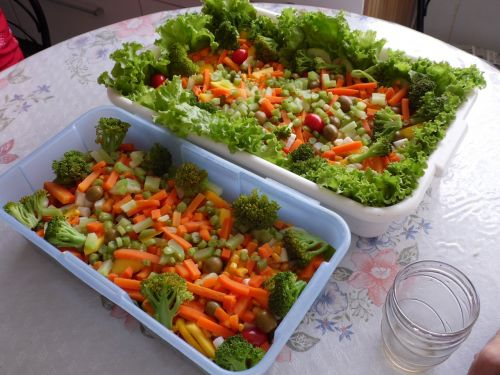food greens vegetables