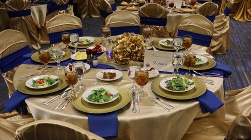 food dinner formal