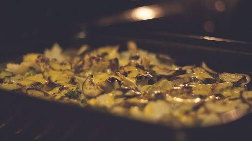 food oven dish