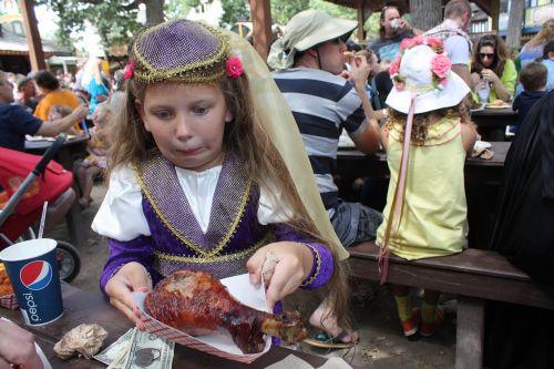 food turkey carnival