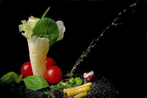 food photography salad leaf lettuce