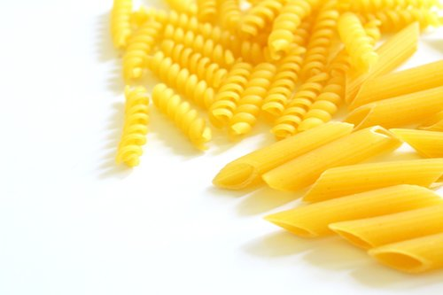 foodstuffs  pasta  white