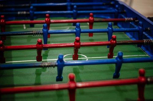 foosball  game  football