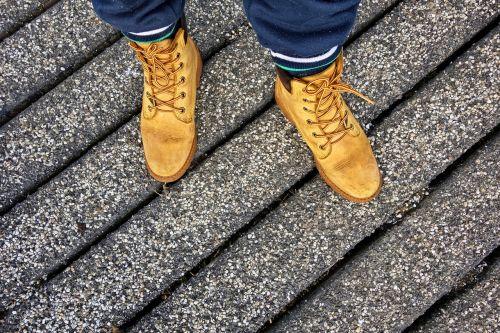foot shoe leg