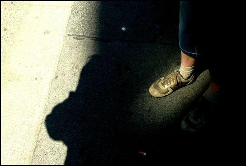 foot leg feet