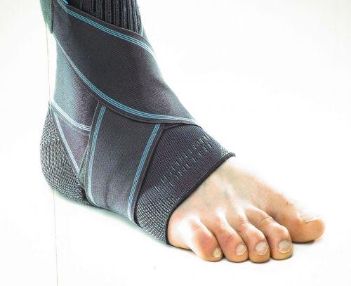 foot toes strain