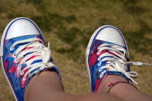 shoes foot wear leisure