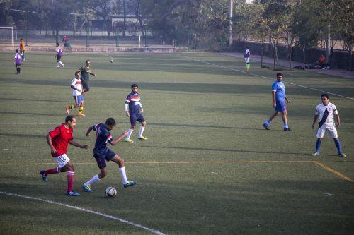 football soccer play