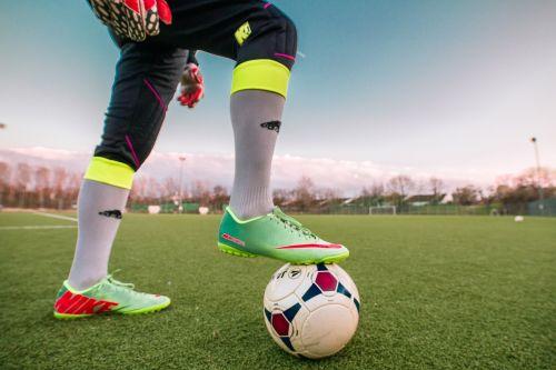 football sport footballers