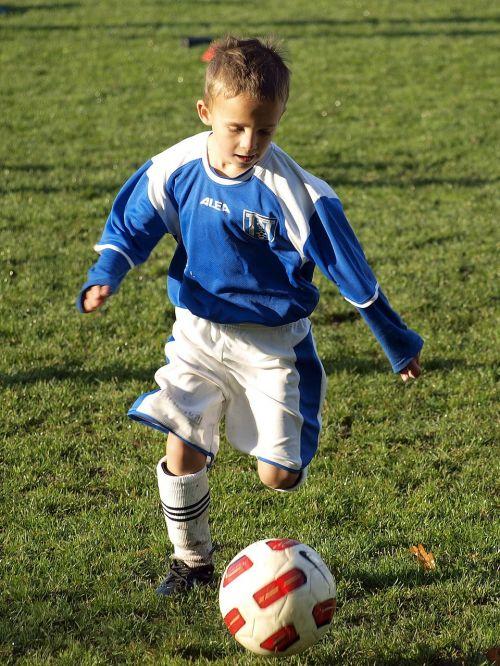 football footballer ball