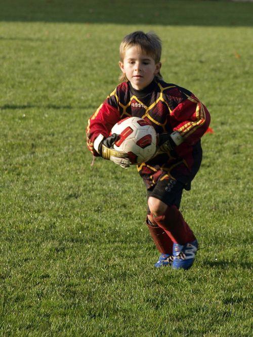 football child keeper