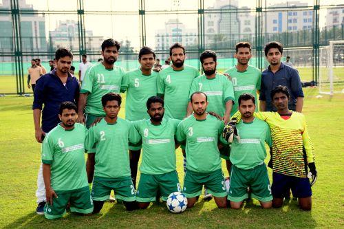 football middle east team