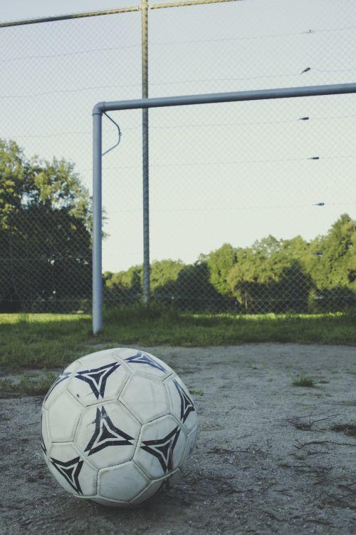 football goal play
