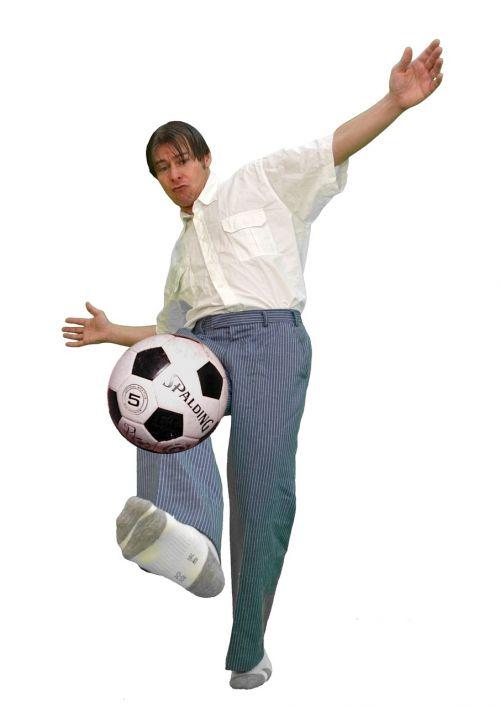 football shot weft
