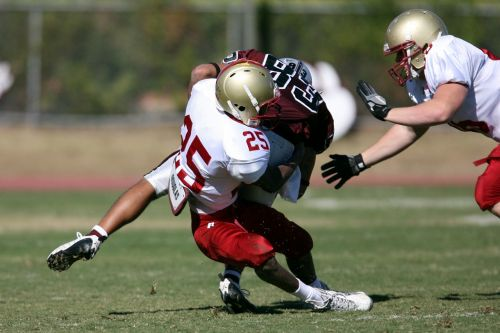football college football tackle