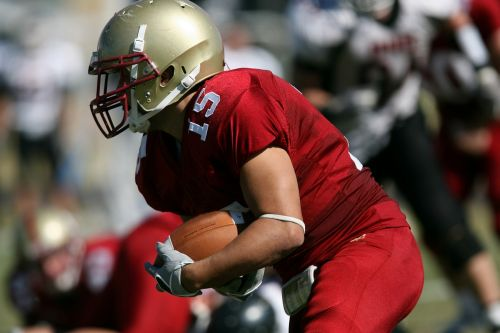 football american football running back