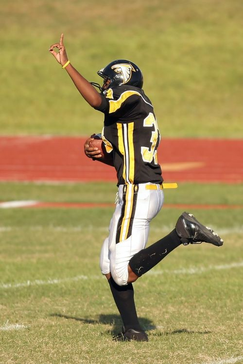 football american football player