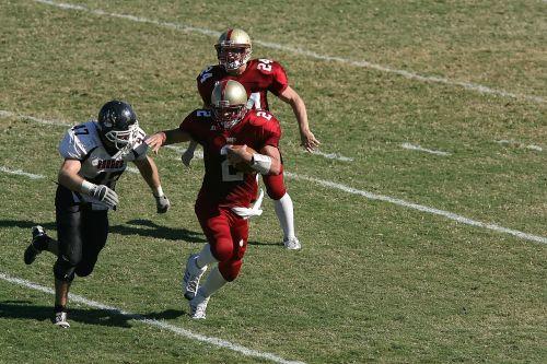 football american football football game