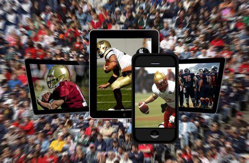 football american football smartphone