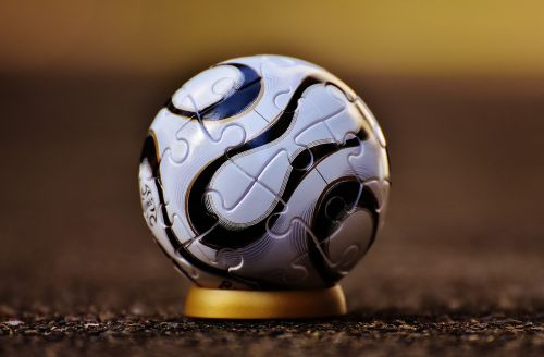football puzzle puzzle ball