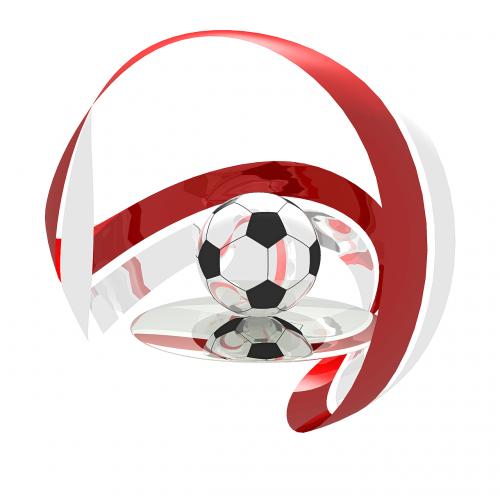futbolas,Lenkija,vėliava,juosta,raudona,balta,žaidimas,rungtynės,pergalė,linksma