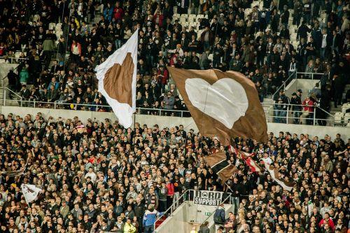 football football match flags