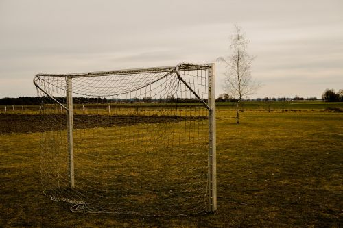 football football goal football pitch