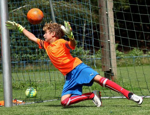 football keeper sport