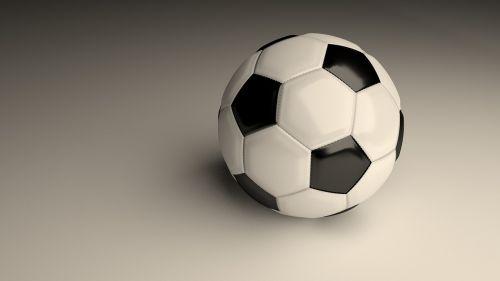 football blender 3d
