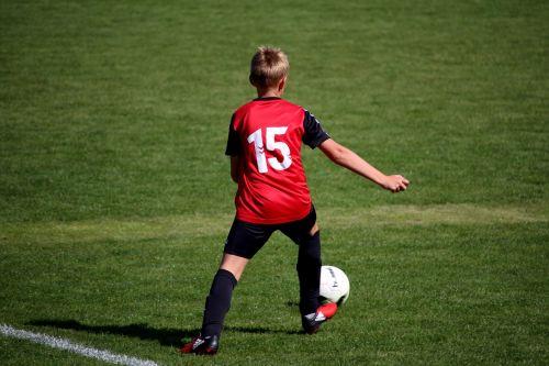 football boy player