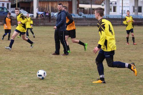 football match youth