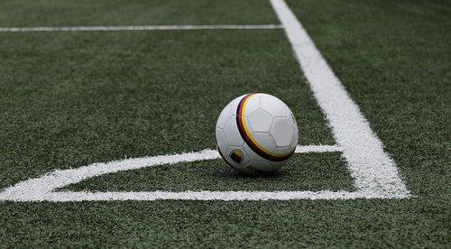football  soccer  corner