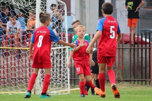 football  children  younger pupils