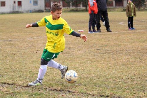 football  match  children
