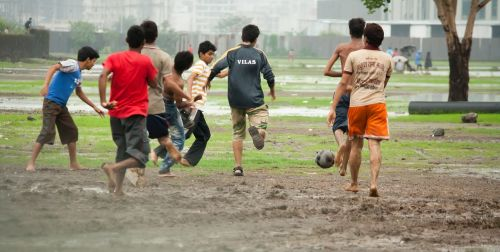 football slush soccer