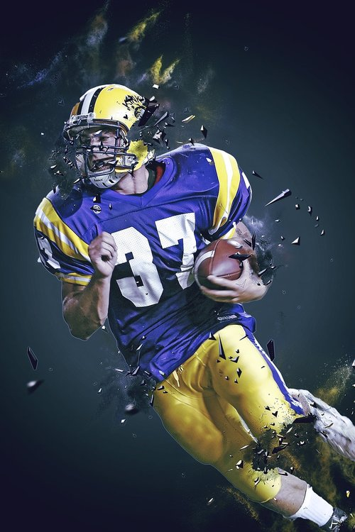 football  american football  game