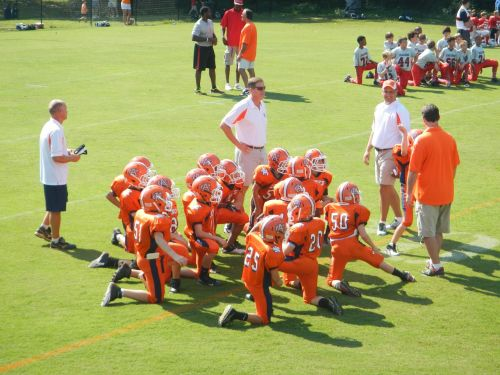 football youth sports coach