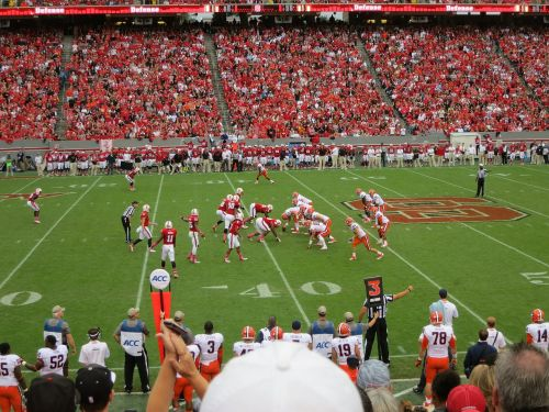 football stadium sport