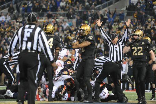 football american touchdown