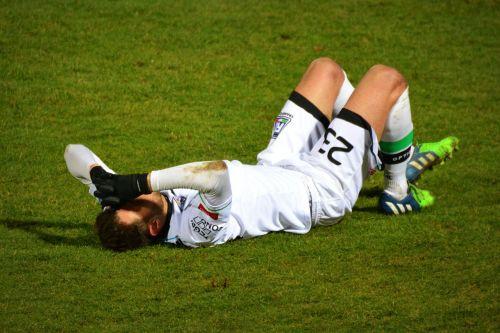 football injury sports